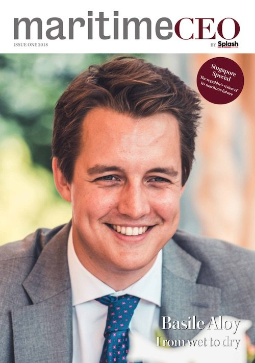 Maritime CEO Issue One 2018