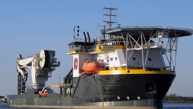 Photo of Oceaneering awarded decommissioning work offshore Canada