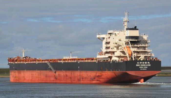 Beibu Gulf Shipping charters five newcastlemax newbuilds from CDB Leasing