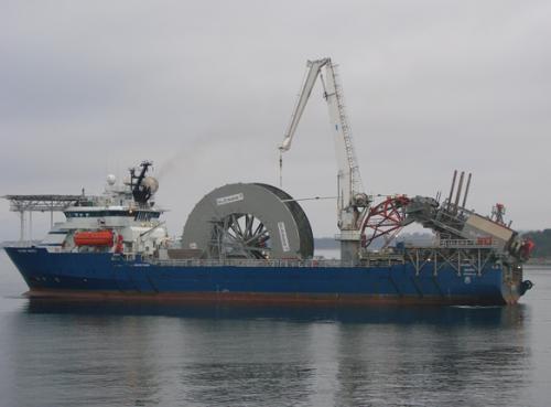 Zhongchuan Offshore orders cable laying vessel at Taizhou Kouan