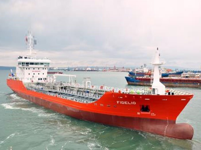 GEFO adds four chemical tankers at AVIC Dingheng