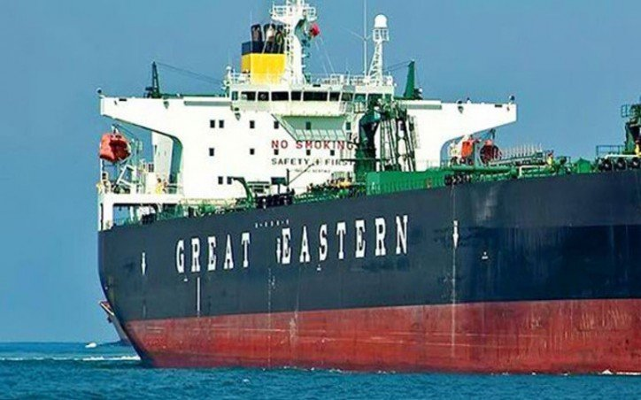Great Eastern Shipping sells ageing VLGC