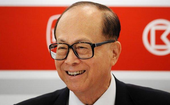 Li Ka-shing, port revolutionary, announces his retirement