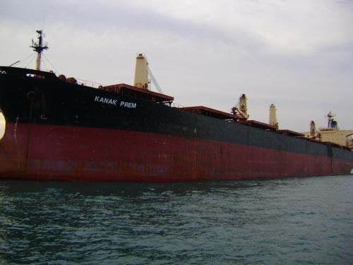 Mercator sells panamax bulker for scrap