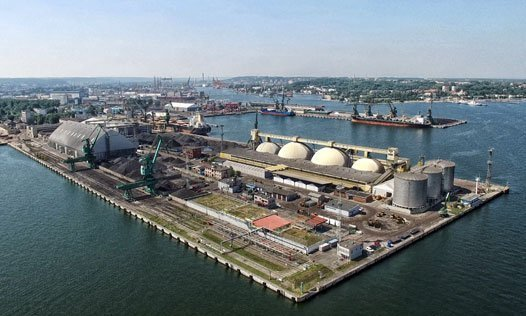 Macquarie and Goldman Sachs buy Dutch terminal operator