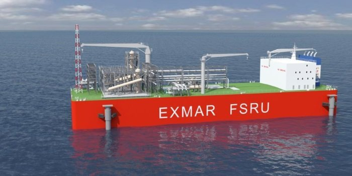 Exmar secures long term FSRU charter with Gunvor