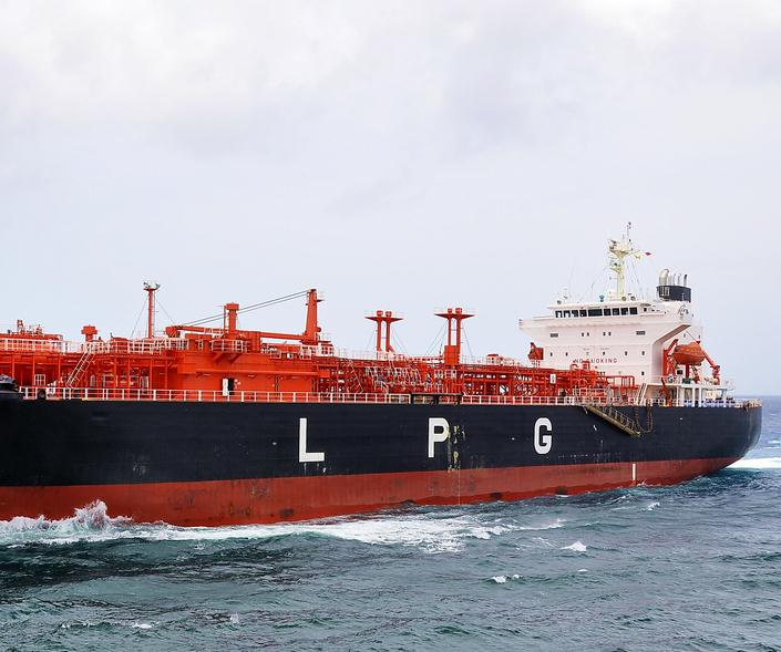 Japanese owners pile in for LPG carriers
