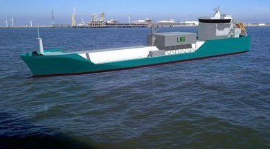 Photo of K Line and NYK team up to offer LNG bunkering in central Japan