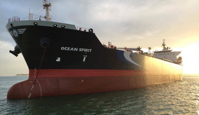 Gunvor teams up with Oceangold and Maas Capital to form product tanker JV