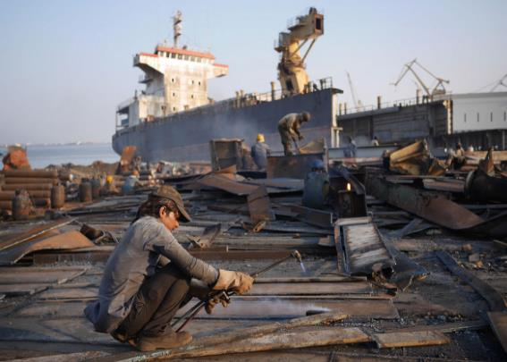 Asian owners urge China and India to ratify Hong Kong Convention on ship recycling
