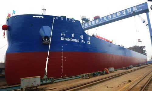 Shandong Shipping orders 12 vessels for charter contracts with Shell and Bunge