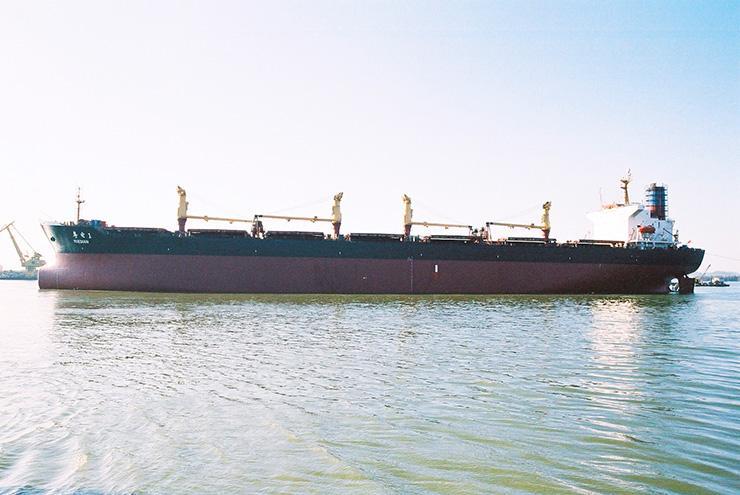 Yudean Shipping charters panamax bulker from Fujian Guohang