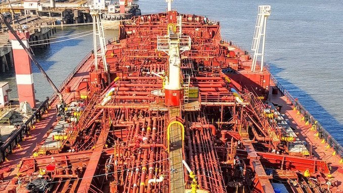 Crew member dies after explosion on Indian chemical tanker