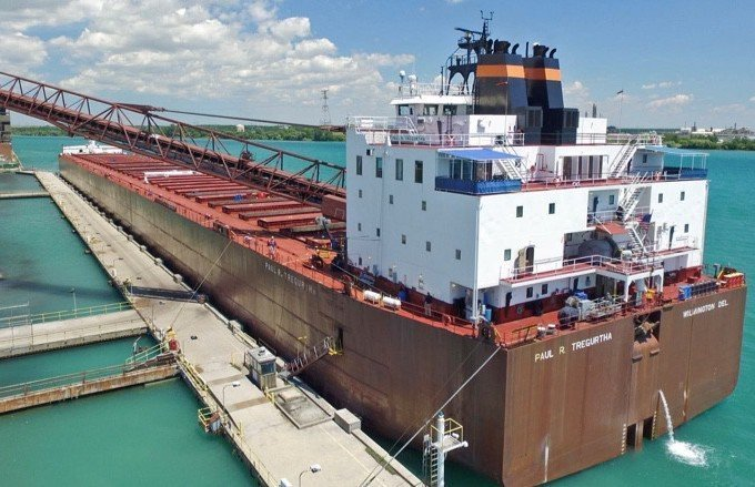 Interlake Steamship orders first newbuild bulker in 38 years