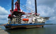Ezion liftboat capsizes in the South China Sea