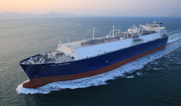Thenamaris orders LNG carrier at HHI