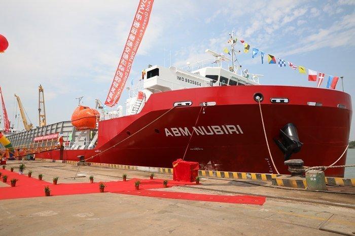 Louis Dreyfus Armateurs orders four self-propelled barges at Wuchang