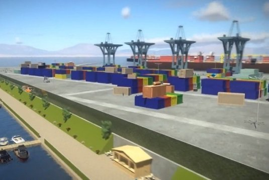 New container hub planned for Palermo
