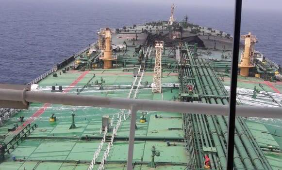 Two confirmed dead from Indian VLCC explosion