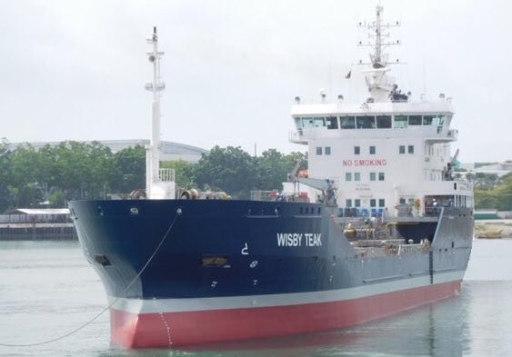 Wisby sends another ship to the Gothia Tanker Alliance