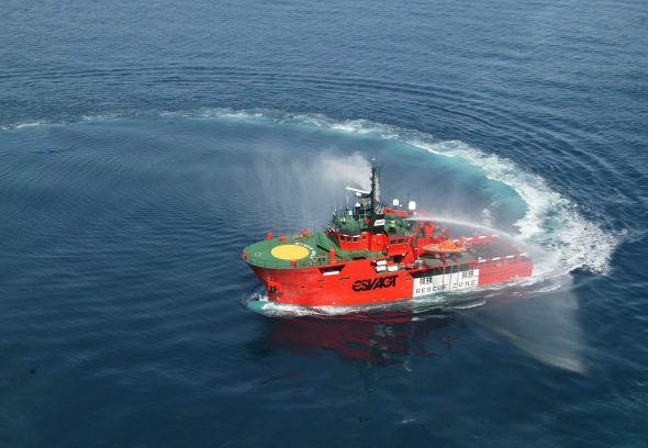 Esvagt awarded contract extension by Repsol