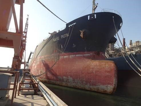 Pann Persero panamax sold in auction in China