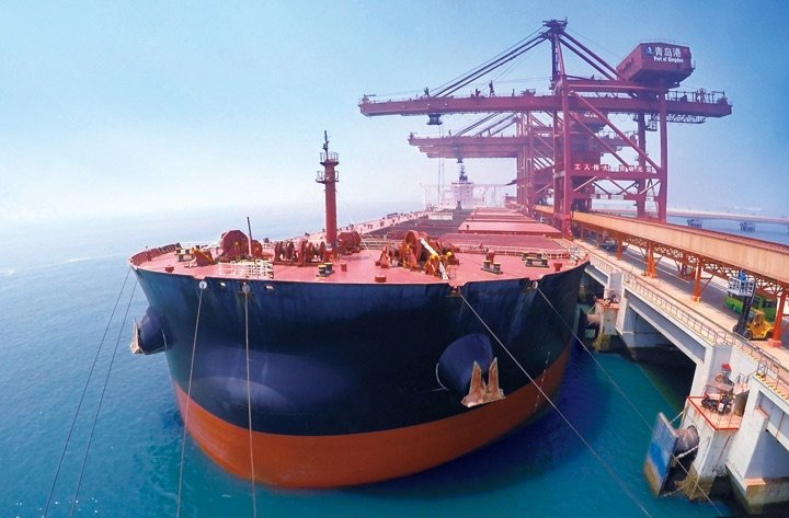 Cosco secures bauxite shipping contract from CHALCO