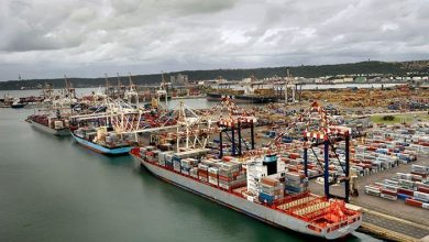Photo of South African ports hit by go-slow campaign