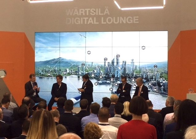 Wärtsilä sets out to transform port cities around the world
