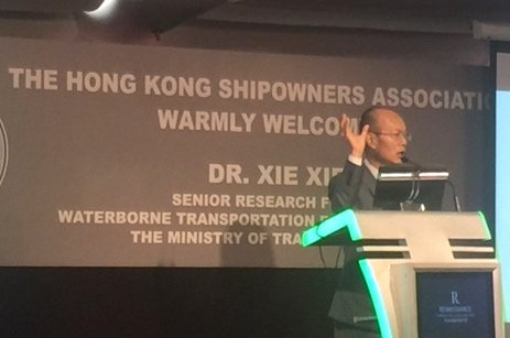 Open-loop scrubbers face China ban