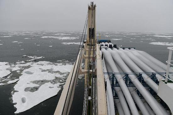 Cosco's Northern Sea Route triumph overshadowed by collision in the Arctic