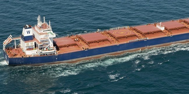 W Marine takes its ninth bulk carrier from Marwave