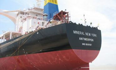 CMB becomes shipping's hydrogen leader