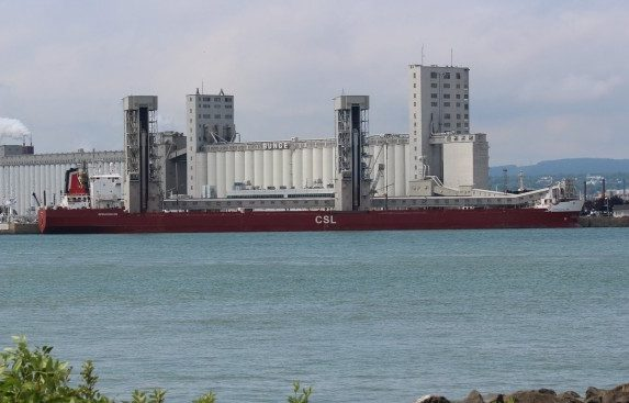 Seafarer dies after falling from CSL bulker