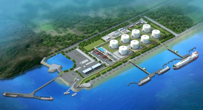 ENN Energy orders LNG bunkering vessel at DSIC