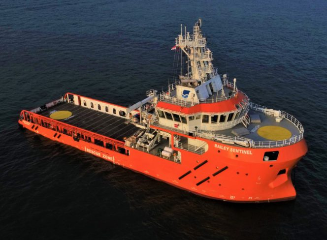 Sentinel Marine acquires 21-year-old PSV