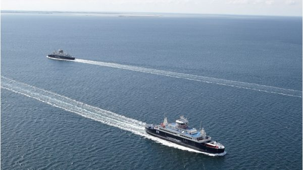 Clipper sells Danish Ferries