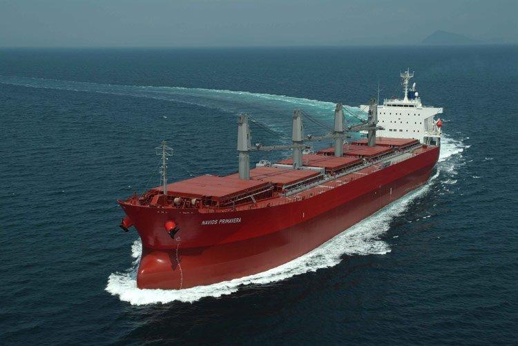Navios adds supramax, offloads panamax