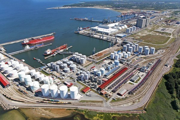 Tallinna Sadam to develop new bulk terminal