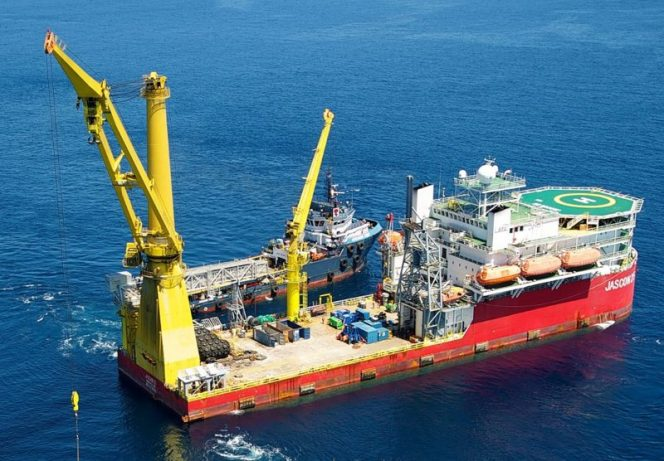 Telford Offshore awarded contracts for three vessels by Protexa