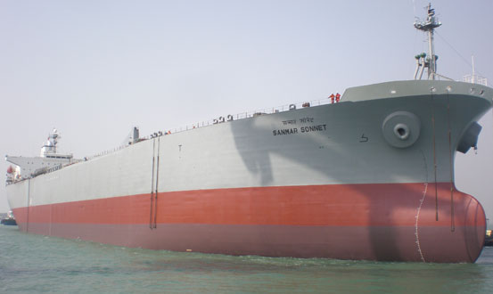 Sanmar revealed as buyer of Ardmore product tanker