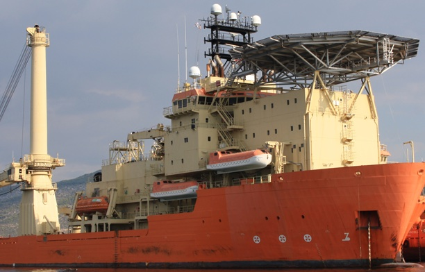 Subsea 7 acquires Toisa offshore construction vessel