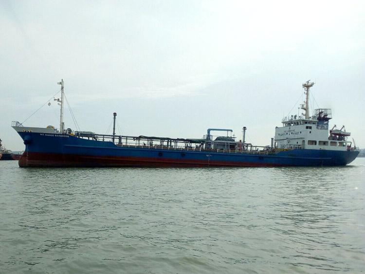 Indonesian tanker goes missing in Java Sea