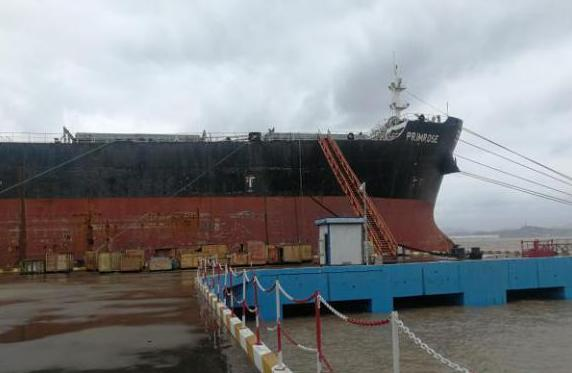 D'Amato bulk carrier sold in Chinese court auction