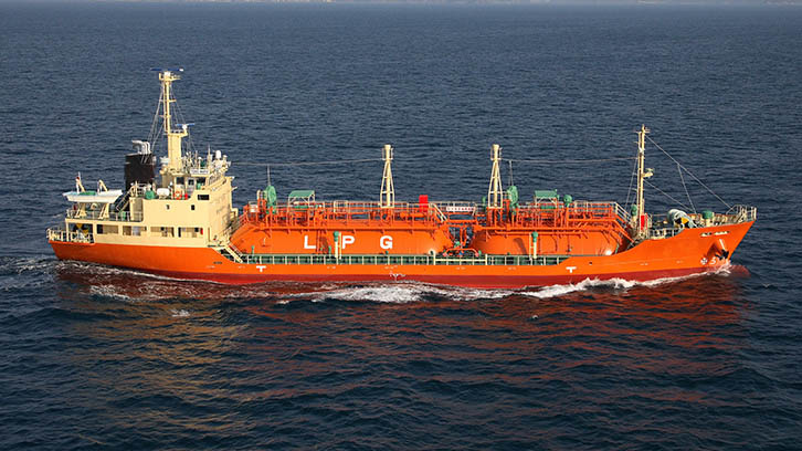 Hainan Zhaogang Marine orders LPG carrier at CSSC Guangxi