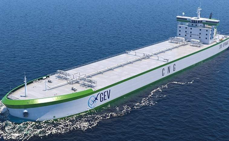 Global Energy Ventures to order up to eight CNG carriers at CIMC Raffles