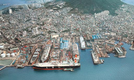 KDB on standby to save Hanjin Heavy