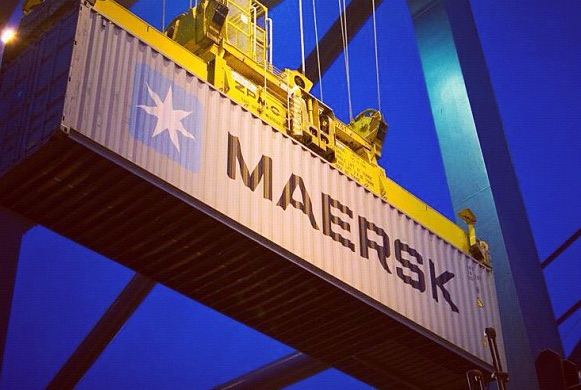 Maersk in landmark Ganges shipment