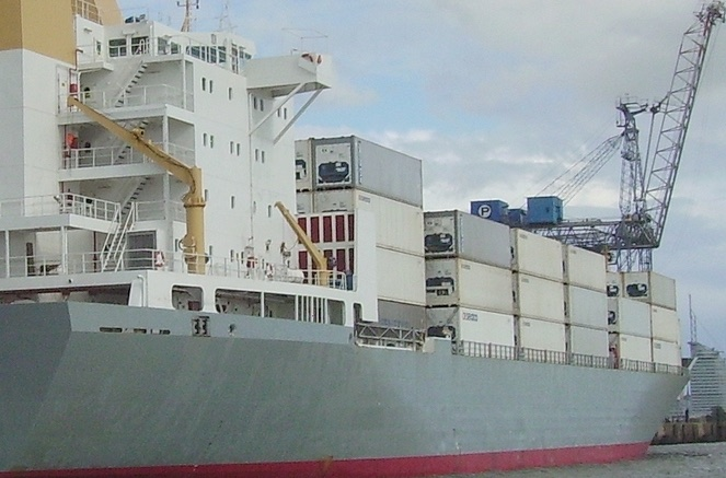 Conventional reefer ships primed for scrapping
