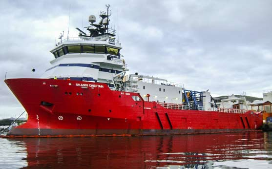 DOF Subsea secures three contracts in Brazil